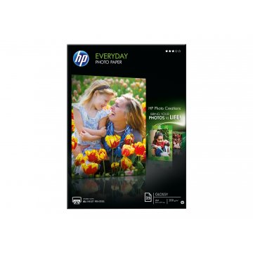 HARTIE INKJET A4 EVERYDAY PHOTO GLOSSY 200G TOP 25 COLI