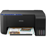 MULTIFUNCTIONAL INKJET L3151 CISS A4 33 15PPM 5760X1440DPI PRINT SCANARE COPIERE WIRELESS USB